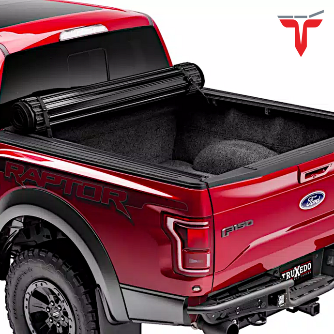 TruXedo Sentry CT 1597716 Hard Rolling Truck Bed Tonneau Cover | Fits 15-20 Ford F-150 5'6