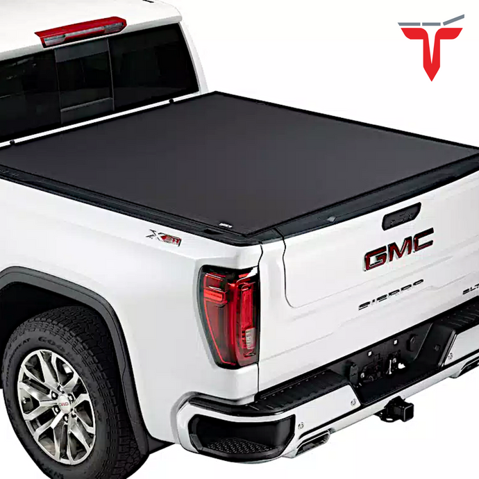 TruXedo Pro X15 1409001 Soft Roll Up Truck Bed Tonneau Cover | Fits 16-20 Nissan Titan with or w/o Track System 8' bed