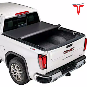 "TruXedo TruXport® 297601 Soft Roll Up Truck Bed Tonneau Cover | Fits 09-14 Ford F-150 5'6"" bed"