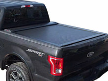 "Load image into Gallery viewer, Pace Edwards SWT5379 SwitchBlade Tonneau Cover (07-20 TOYOTA TUNDRA CREWMAX - 5' 5"" - XSB)"