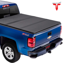 Load image into Gallery viewer, EXTANG 83455 SOLID FOLD 2.0 Hard Folding Truck Bed Tonneau Cover | Fits 2014-18, 2019 Legacy Chevy/GMC Silverado/Sierra 1500, 2500/3500HD - 2015-18, 2019 Silverado 1500 Legacy/Limited 8' Bed