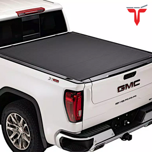 "EXTANG™ Xceed 85457 Hard Folding Truck Bed Tonneau Cover | Fits 2019-20 Chevy/GMC Silverado/Sierra 1500, ""New Body Style"" (does not fit with factory side storage boxes) 6'6"" Bed"