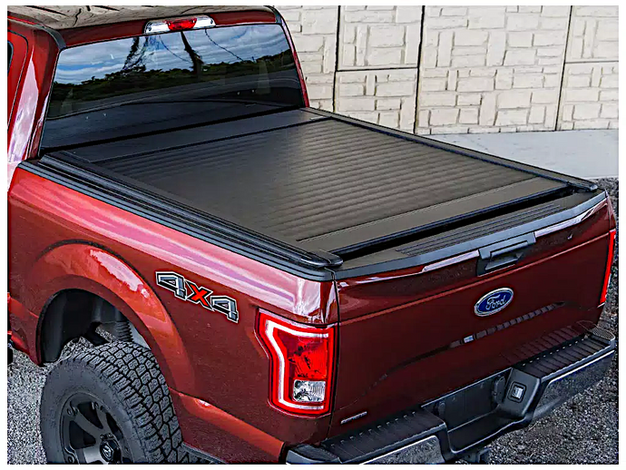 Pace Edwards KRFA05A28 UltraGroove Tonneau Cover (15-20 - FORD SUPER CREW / SUPERCAB - 5' 6