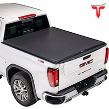 "Load image into Gallery viewer, TruXedo TruXport® 297701 Soft Roll Up Truck Bed Tonneau Cover | Fits 15-20 Ford F-150 5'6"" bed"