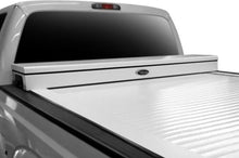 Load image into Gallery viewer, TRUCK COVERS USA® | CRJR201WHITE American Work Jr. Tool Box Hard Retractable Metal Tonneau Cover - myTonneau
