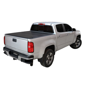 LOMAX Hard Tri-Fold Cover for 2007-2018 Toyota Tundra 6ft. 6in. Box