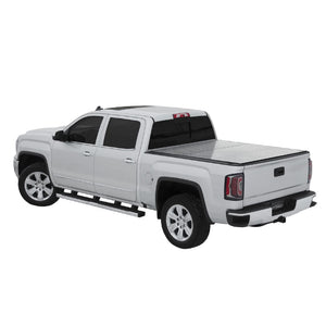 LOMAX Professional Series Hard Tri-Fold Cover for 2016-2018 Toyota Tacoma 5ft. Box (except trucks with OEM hard covers)