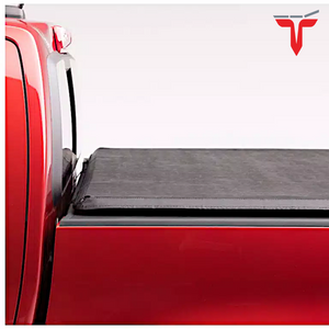 "TruXedo TruXport® 271801 Soft Roll Up Truck Bed Tonneau Cover | Fits 14-18, 2019 Limited/Legacy GMC Sierra & Chevrolet Silverado 1500 5'8"" bed"