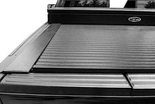 Load image into Gallery viewer, TRUCK COVERS USA® | CRJR161 American Work Jr. Tool Box Hard Retractable Metal Tonneau Cover - myTonneau