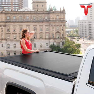 "RETRAX™ 60373 RetraxONE MX Retractable Truck Bed Tonneau Cover | Fits 2015-2020 Ford F-150 Super Crew & Super Cab 5' 6"" Bed"