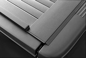 TRUCK COVERS USA® | CR165MT American Roll Hard Retractable Metal Tonneau Cover - myTonneau