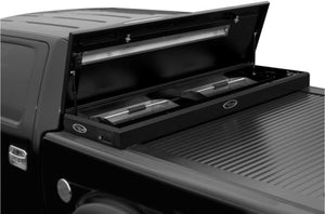 TRUCK COVERS USA® | CRT203XB American Work Tool XBox Line-X Hard Retractable Manual Tonneau Cover CRT203XBOX - myTonneau