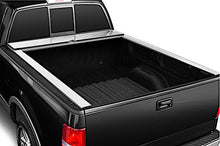 Load image into Gallery viewer, TRUCK COVERS USA® | CR402WHITE American Roll Hard Retractable Metal Tonneau Cover - myTonneau