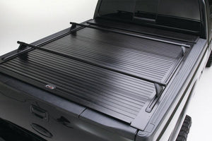 TRUCK COVERS USA® | American Work Cover Jr. Toolbox & Metal Roll Cover - myTonneau