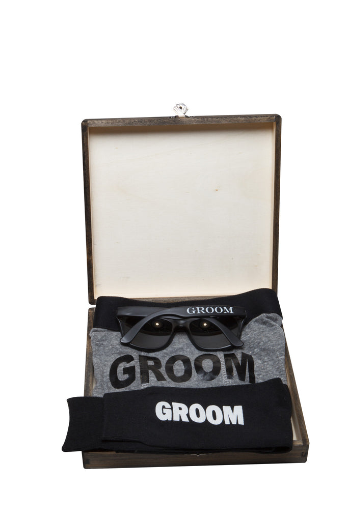 Unique Groom Gift Personalized Gift Set For Groom Customgroom Gift Funky Groom Gear