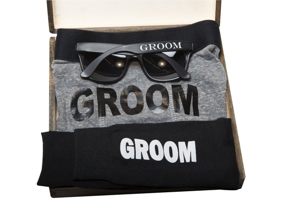 All in One Groom Gift Set Idea