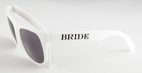 Wedding Party Gifts - Bride Sunglasses