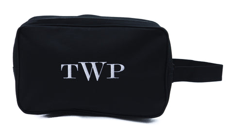 Monogrammed Toiletry Bag