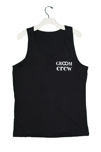 Groom Crew Tank Top