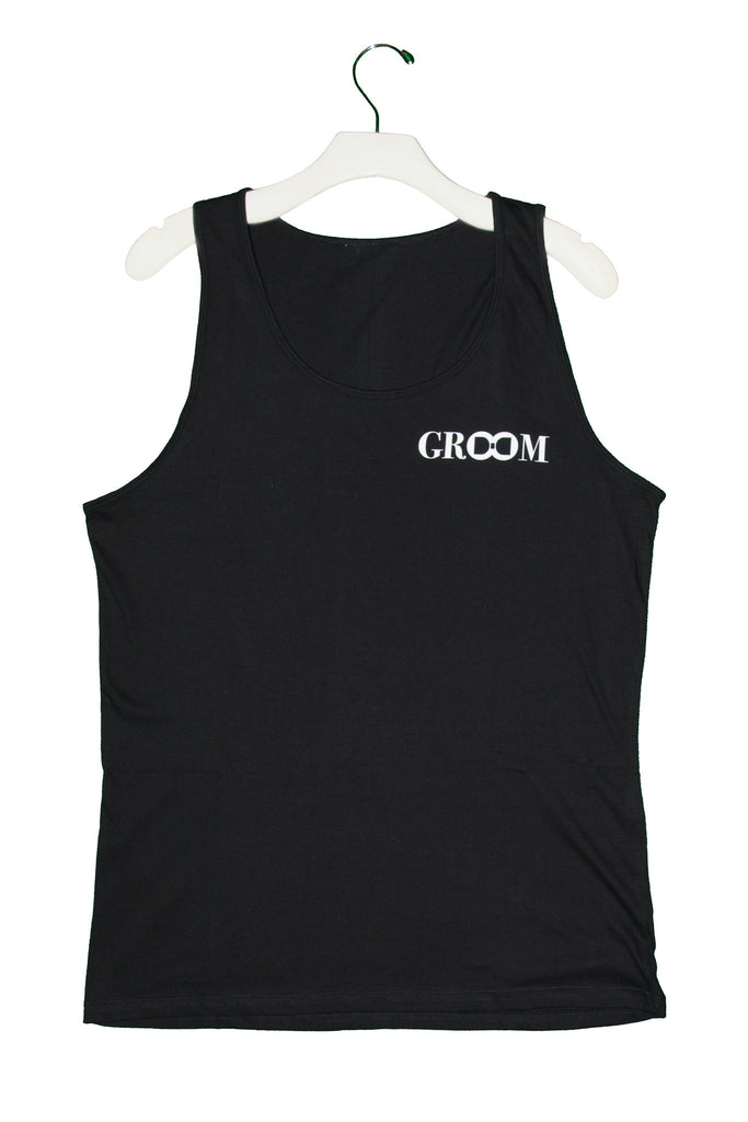 Groom Tank Top