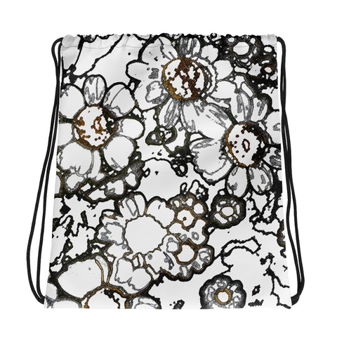 Bellis Drawstring Bag