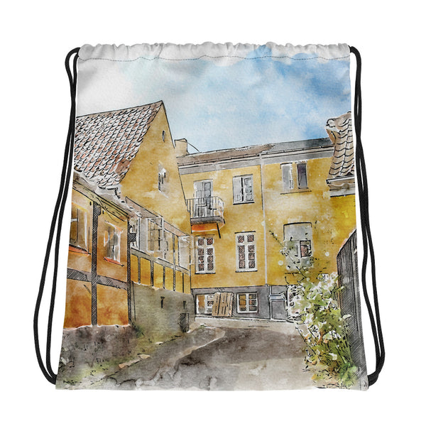 Gudhjem Drawstring Bag