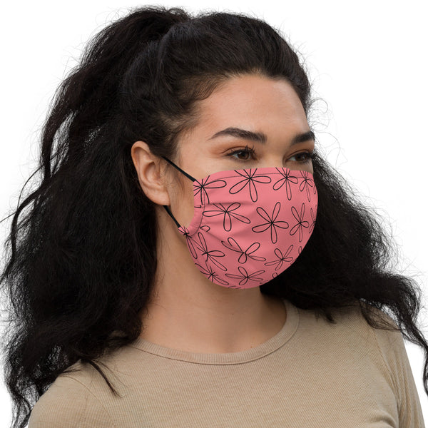 CS Flower Premium Face Mask Froly