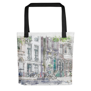 Reguliersgracht Tote Bag