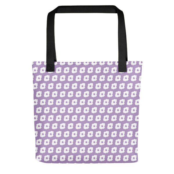Cornus Canadensis Light Purple Tote Bag
