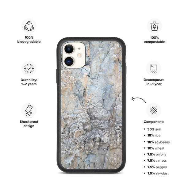 The Art Of Nature Biodegradable iPhone Case