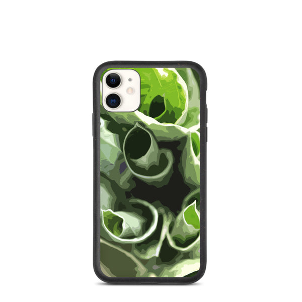 Hosta Biodegradable iPhone Case