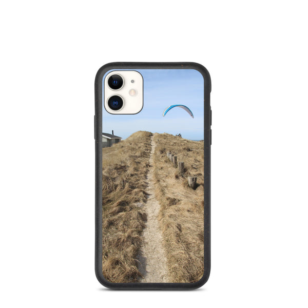 The Dream Of Flying Biodegradable iPhone Case