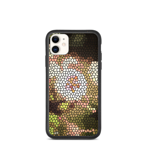 Blueberries Biodegradable iPhone Case