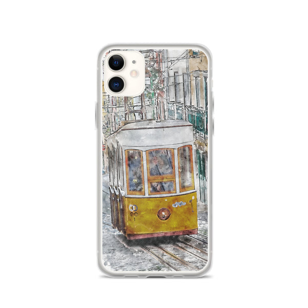 Bica Tram iPhone Case