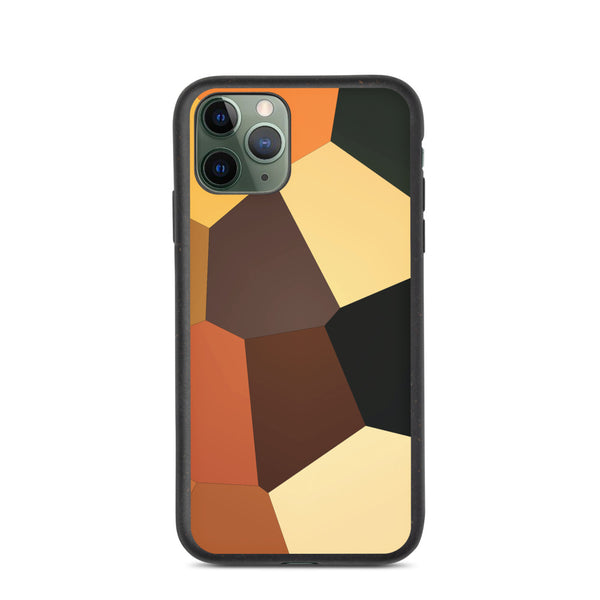 Orange Tulip Biodegradable iPhone Case - Camilla Simonsen