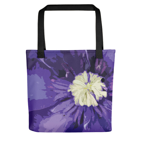 Multi Blue Tote bag - Camilla Simonsen