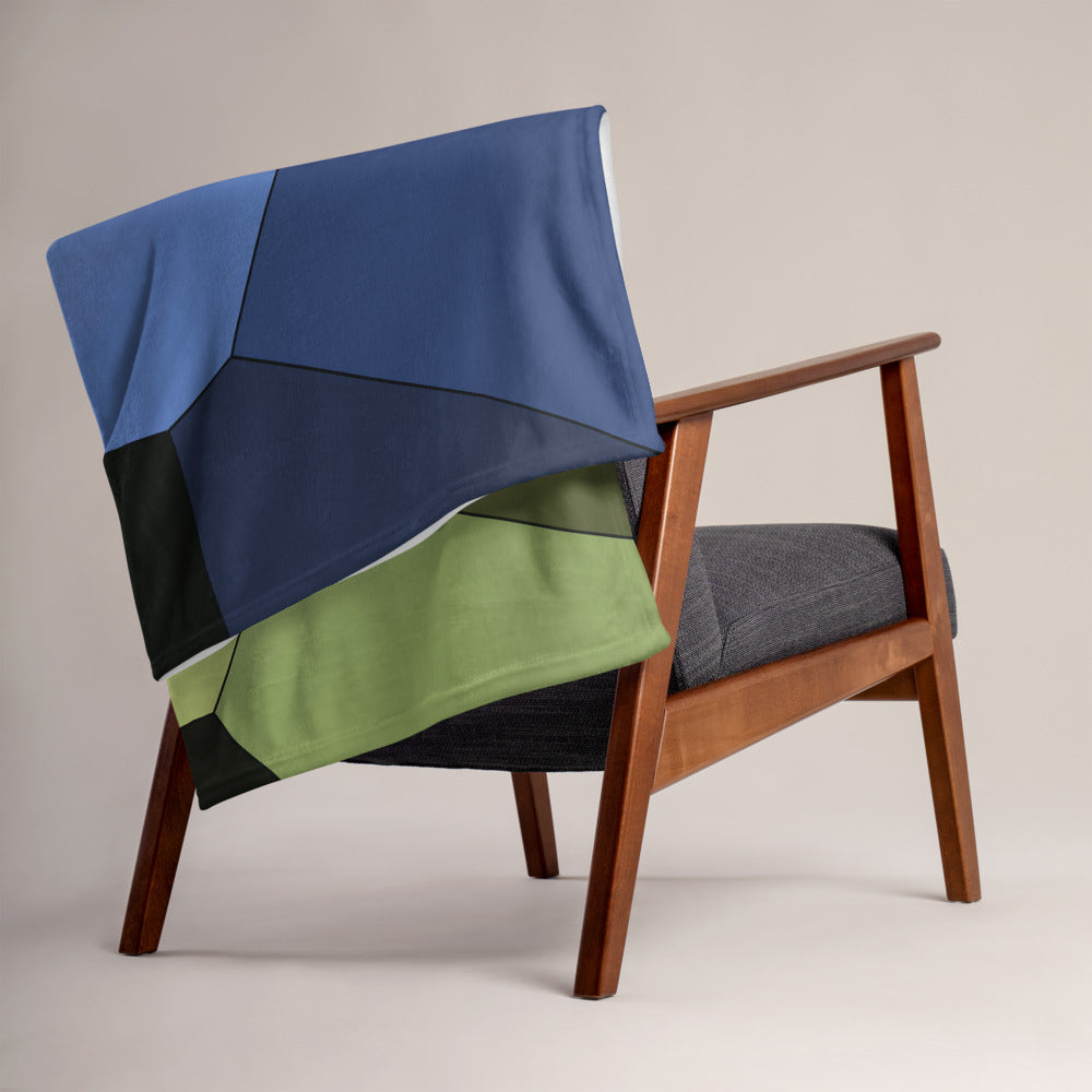 Cotinus Throw Blanket - Camilla Simonsen