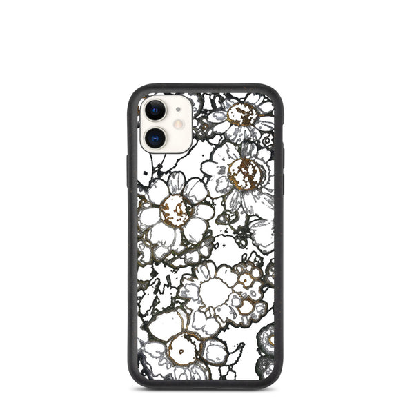 Bellis Biodegradable iPhone Case