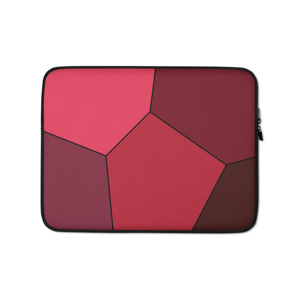 Planet Red Laptop Sleeve - Camilla Simonsen
