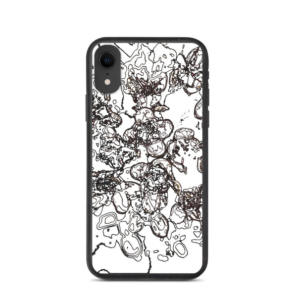 Diablo Biodegradable iPhone Case - Camilla Simonsen