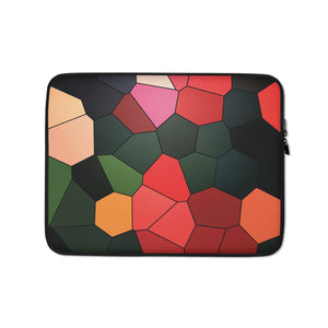 Tulips Laptop Sleeve - Camilla Simonsen