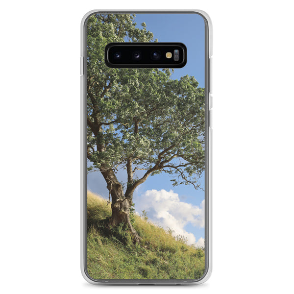 Windblown Tree Samsung Case