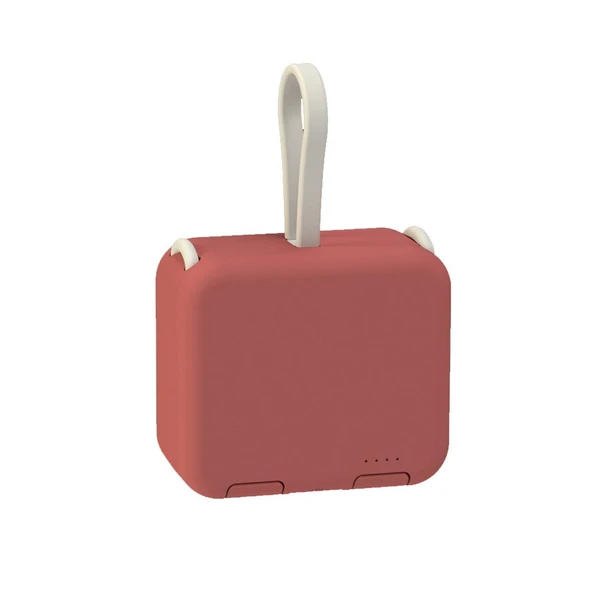 50% OFF 2020 new multi-function with own cord handbag back clip power bank - Buy 2 Free Shipping