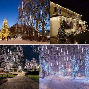 65% OFF Holiday Promotion-Snow Fall LED Lights(Buy 6 Free Shipping)