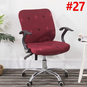 Decorative Computer Office Chair Cover