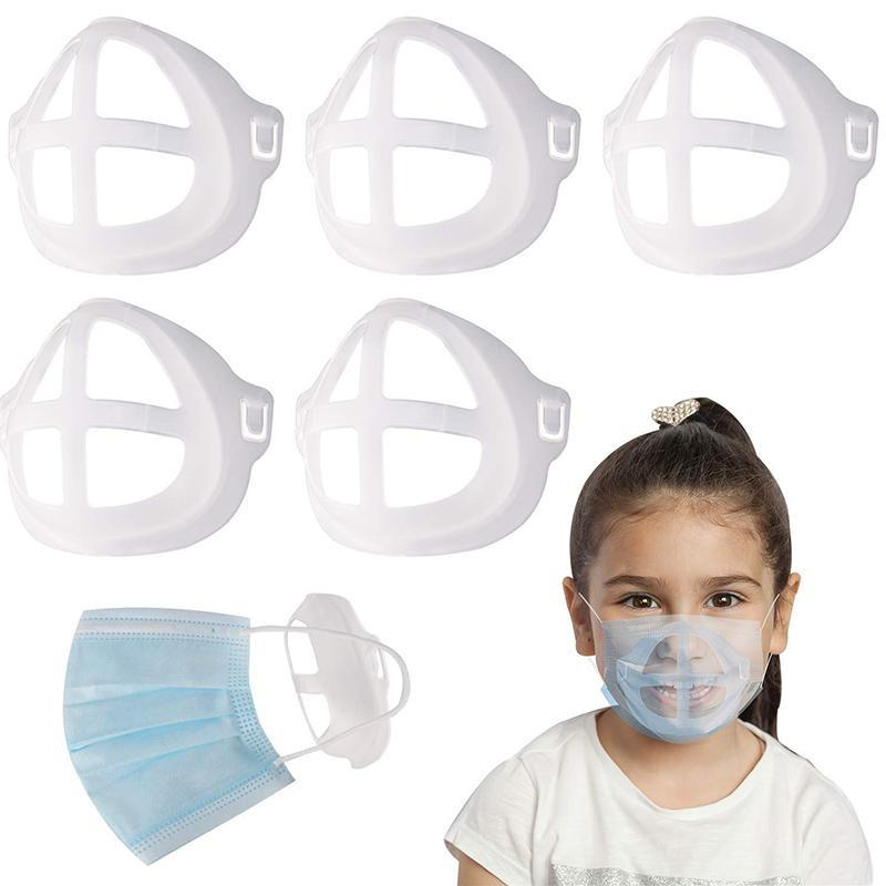 Anti-Germ Comfortable Breathing Bracket With FREE Faceguard Buckle Band