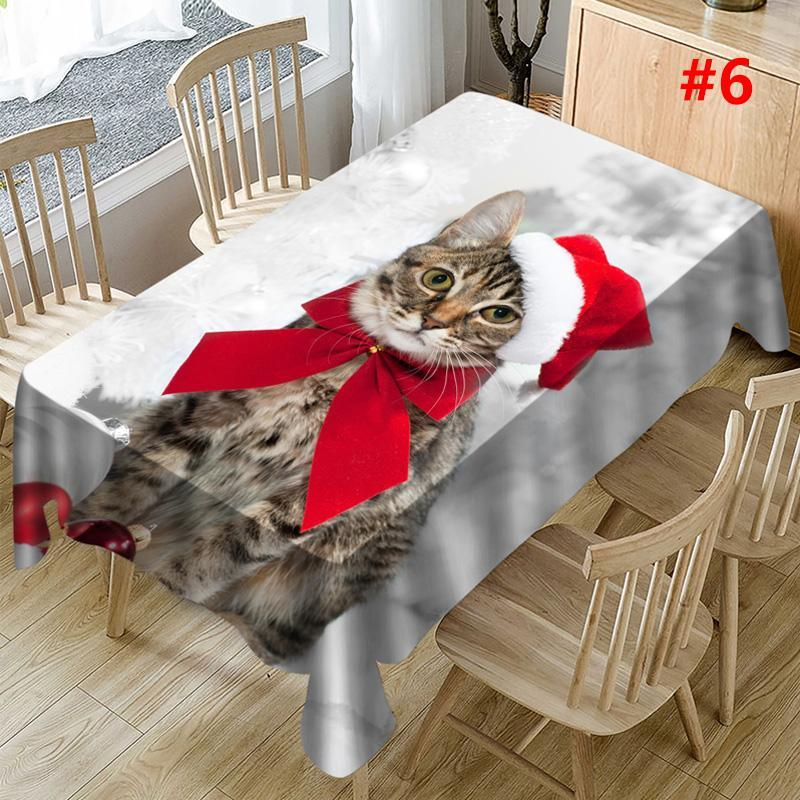 3D printing-Removable Washable Dinner Tablecloth(Holiday specials)