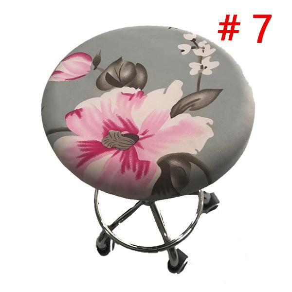 Bar Stool Round Covers - 70%OFF - 2020 Summer Promotion
