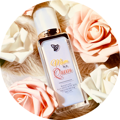 Plant-Based Serum, Natural Skincare Product, Mom gift