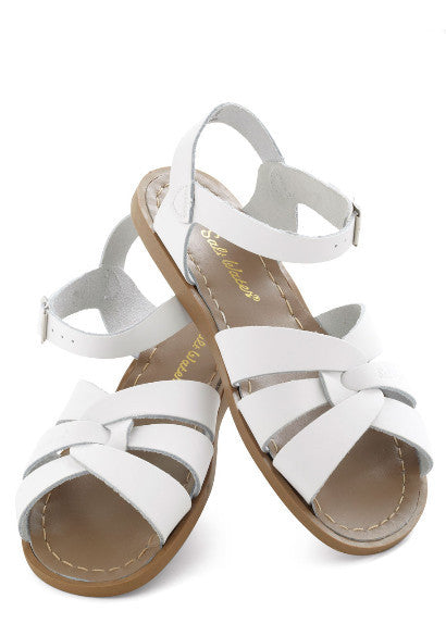 Saltwater Sandals Women White